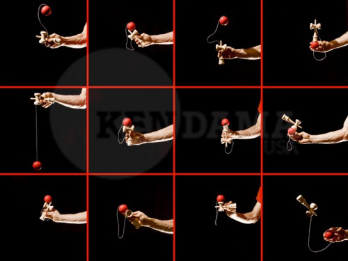 How to play Kendama - image credit Kendama USA