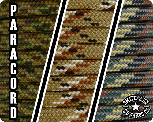 Hunting Camouflage Paracord at Smith and Edwards