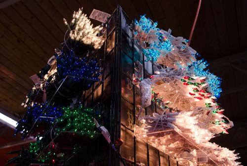 More Christmas lights - Smith and Edwards