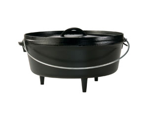 Camp Dutch oven