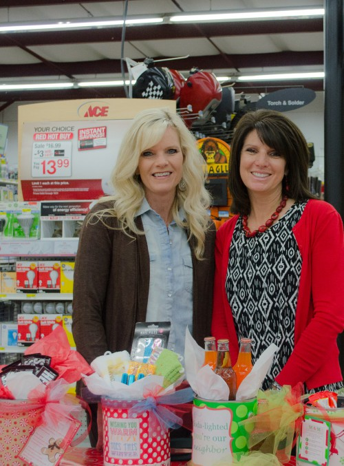 Leslie and Bonnie from All Wrapped Up, Layton, Utah