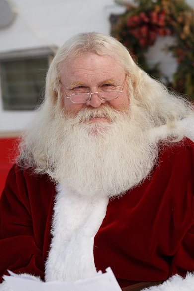 Santa Claus will be at Smith & Edwards Saturdays in December in 2013!