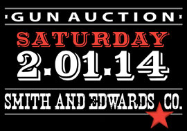 Smith & Edwards' Annual Gun Auction