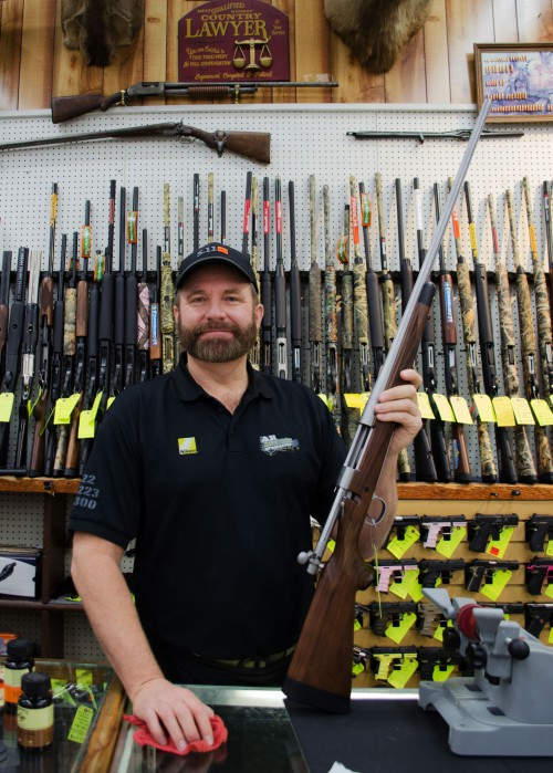 That's a clean rifle! - Eric at Smith & Edwards