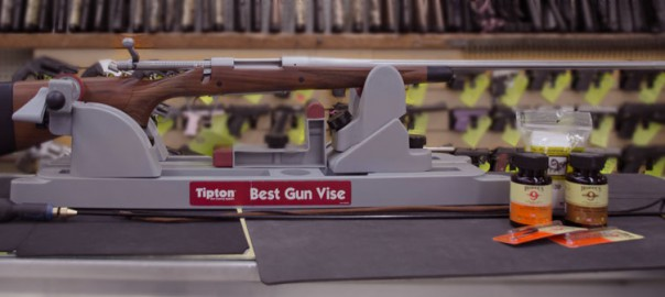 How to clean your rifle - Smith and Edwards Demo