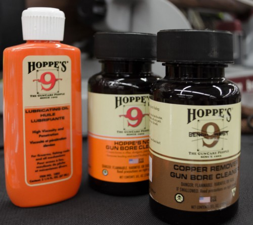 Hoppe's Gun Cleaners