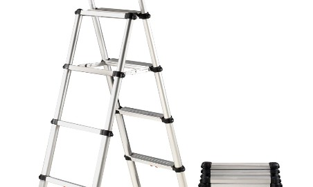 Telesteps' Extend Compact Ladder 10s