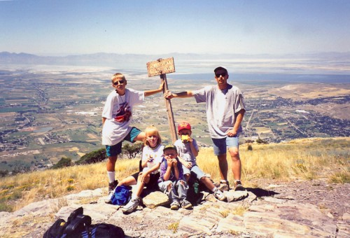 Lewis Peak, Utah - Mike Vause, Smith and Edwards
