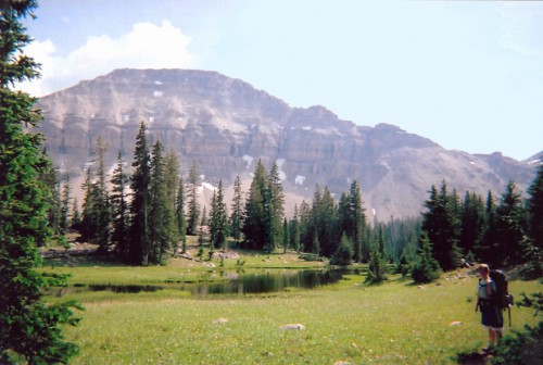 The Uintas - Mike Vause, Smith and Edwards