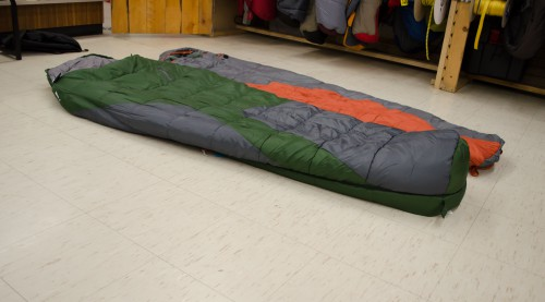 Kelty and Slumberjack sleeping bags at Smith & Edwards