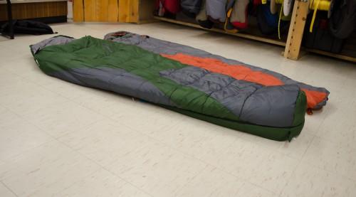Kelty and Slumberjack sleeping bags at Smith & Edwards