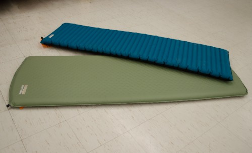Thermarest sleeping bag pads at Smith & Edwards