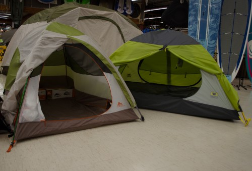 Kelty and Mountainsmith Tents at Smith and Edwards