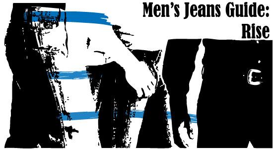 Men's Jeans Rise