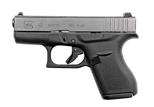 Glock 42 - image courtesy of Glock