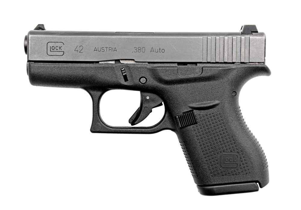 Gun Review: Subcompact Glock 42 - Smith & Edwards, Ogden, Utah