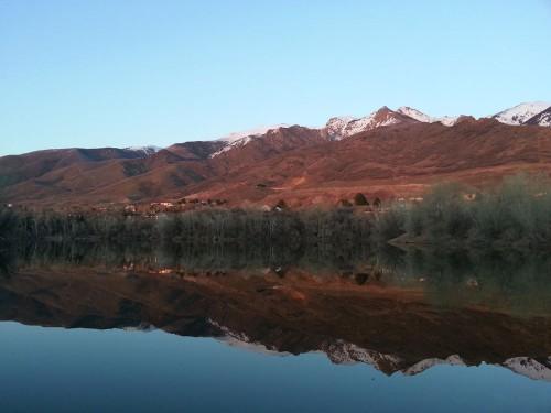 Holmes Creek Reservoir, Utah - Chris Jacobsen, Smith & Edwards
