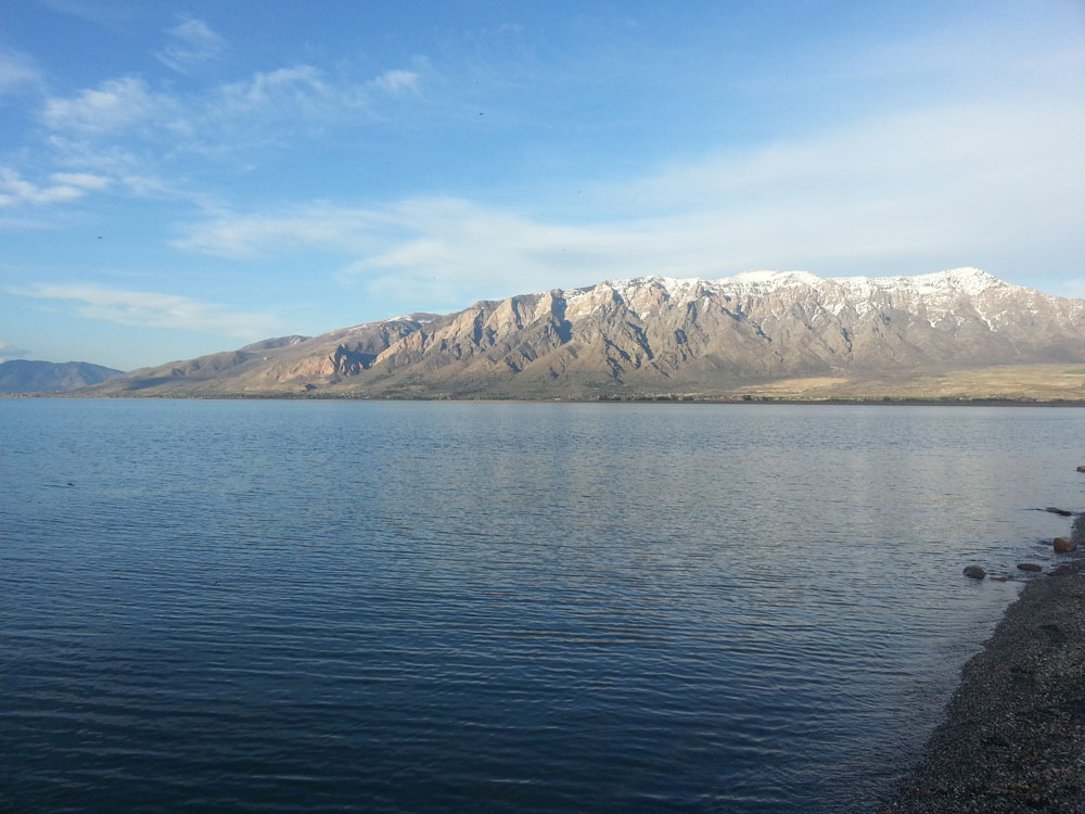 Willard bay fishing report may 1 smith and edwards blog for Fish stores in utah