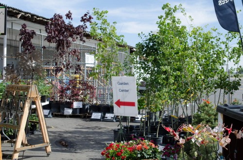 Come in and see our Garden Center at Smith and Edwards!