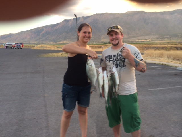 Northern Utah Fishing Report - August 1 - Smith and