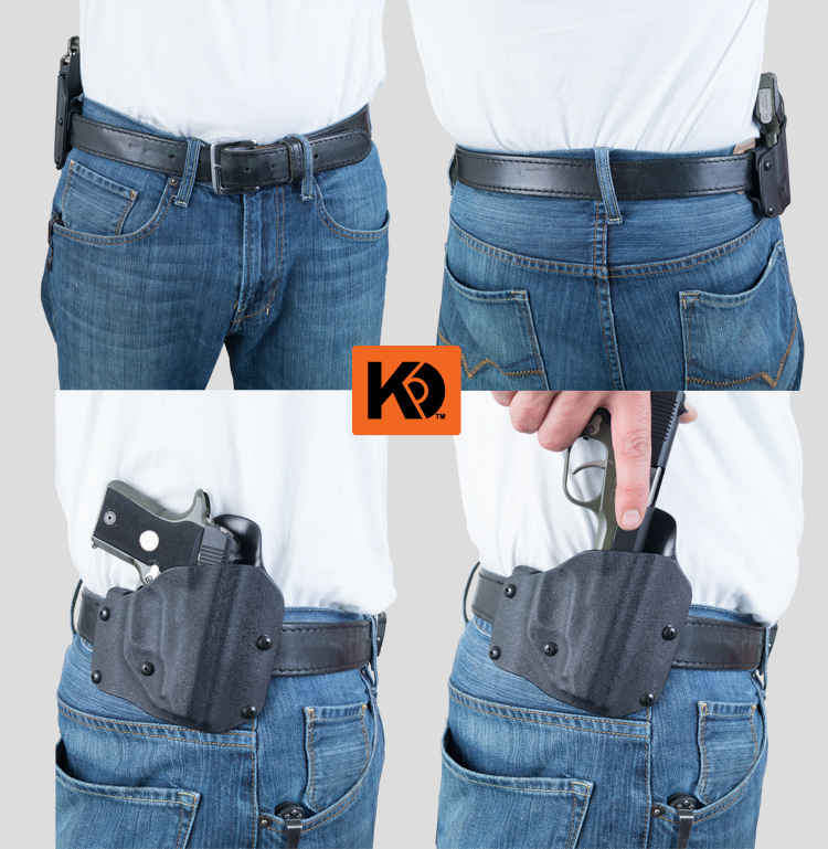Get a Kydex Holster in Utah at Smith & Edwards - IWB,OWB Review