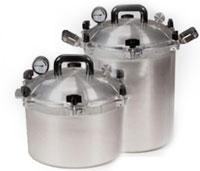 All-American Pressure Canners