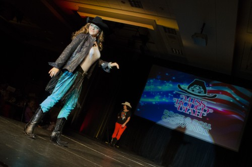 Cassidy Black at Miss Rodeo Utah 2014