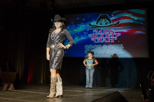 Shianne Lowe at Miss Rodeo Utah 2014