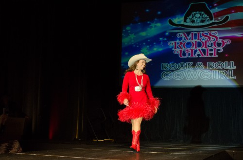 Rachel Halverson - Miss Rodeo Utah 2014
