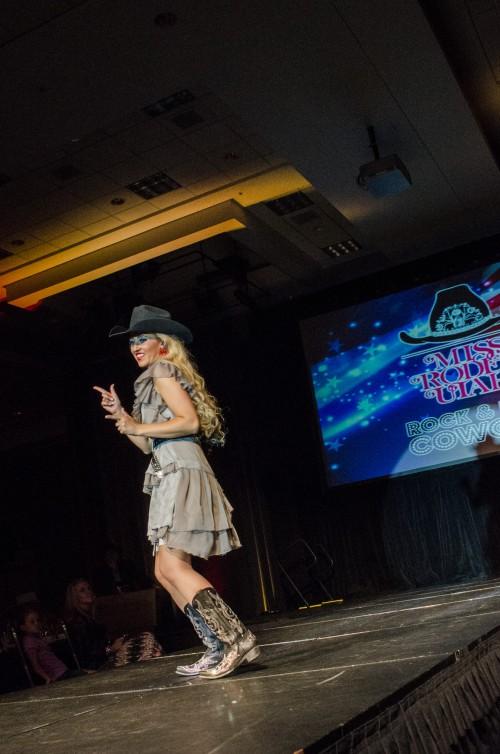 Stephanie Jimerson - Miss Rodeo Utah 2014