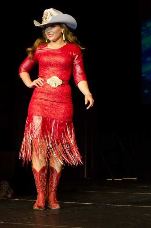 Brandy Mortensen - Miss Rodeo Utah 2014