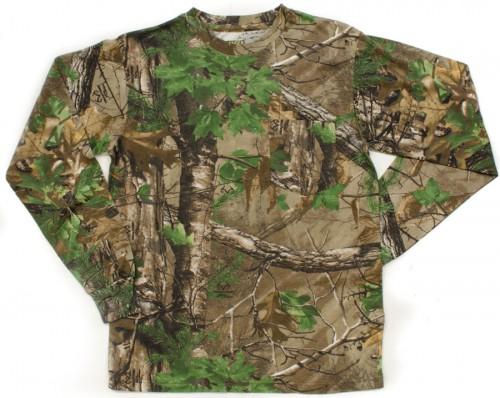 Bell Ranger shirt in Realtree Xtra Green