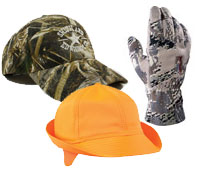 Hunting Hats and Gloves