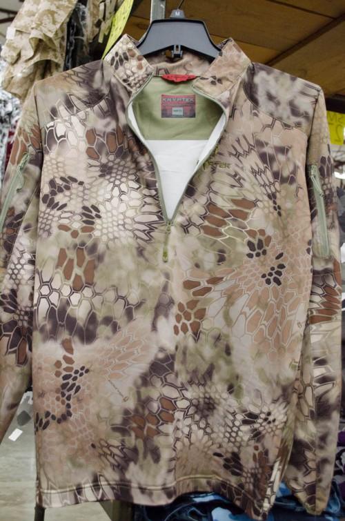 Kryptek Highlander camo jacket