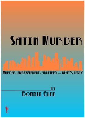 Satin Murder by Bonnie Glee Utah author