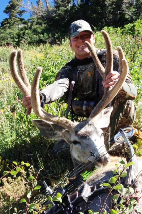 Steve Russell Archery Deer