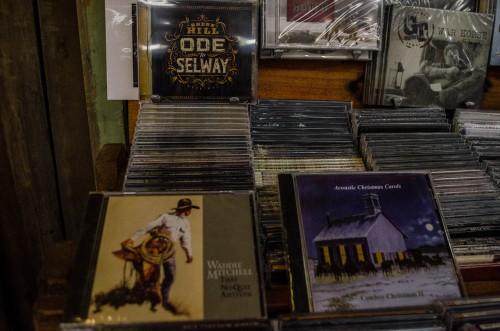 Western music CDs