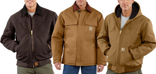 Carhartt Jackets for men at Smith and Edwards - GREAT prices!
