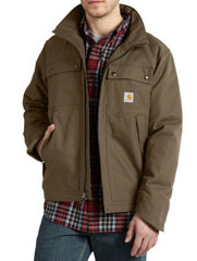 Carhartt Quick Duck Jefferson Jacket