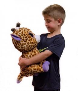Ty Giraffe Beanie Boo