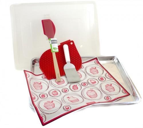Red Baking Kit at SmithandEdwards.com