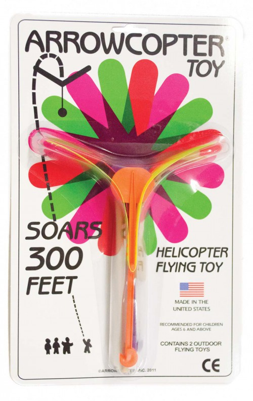 Kids Arrowcopter Toy