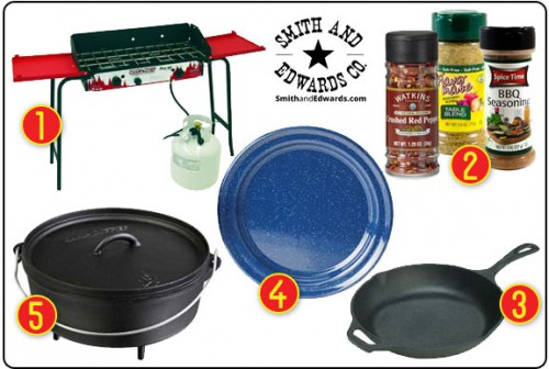 Gifts to get started backyard cooking
