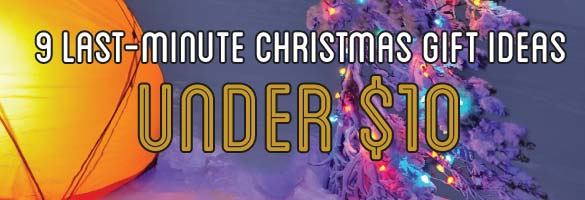 Last Minute Christmas Ideas