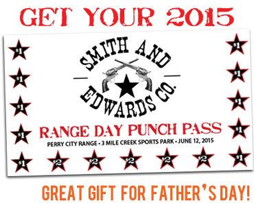 Get your Range Day Ammo Pass!