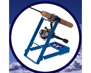 Tip Up Tip Down Ice Fishing Rod Holder