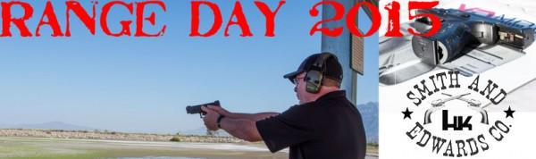 Smith & Edwards Range Day is June 12, 2015!