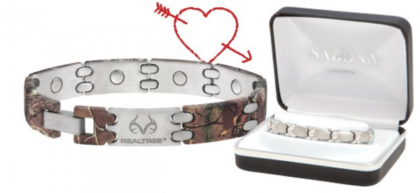 Sabona Brackelets for him and her