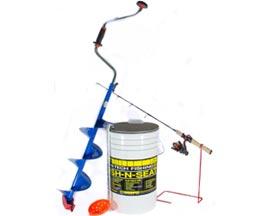 Chris's Ice Fishing Essentials Kit