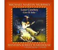 Western Music CD - Michael Martin Murphy